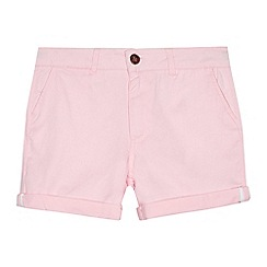 Ben Sherman - Boys' light pink shorts