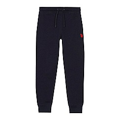 U.S. Polo Assn. - Boys' navy jogging bottoms