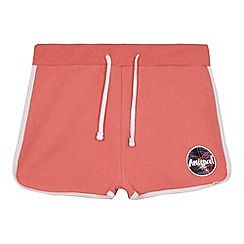 Animal - Girls' coral shorts