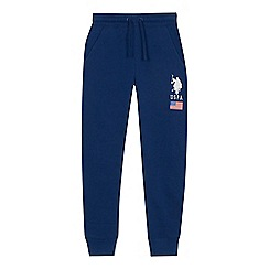 U.S. Polo Assn. - 'Boys' navy jogging bottoms