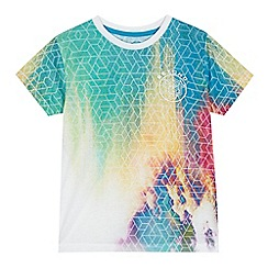 bluezoo - Boys' multi-coloured printed t-shirt