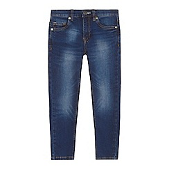 bluezoo - 'Boys' blue mid wash skinny jeans