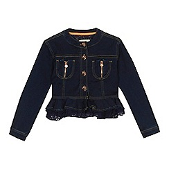Angel and Rocket - 'Girls' blue denim jacket