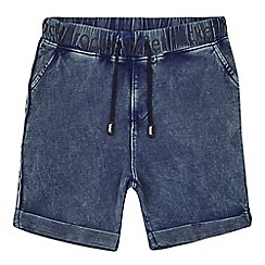 Angel and Rocket - Boys' blue shorts