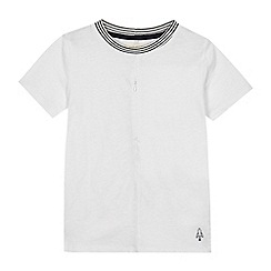 Angel and Rocket - 'Boys' white t-shirt