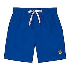 U.S. Polo Assn. - 'Boys' blue swim shorts