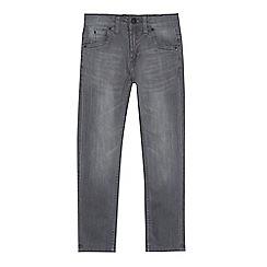 Levi's - Boys' grey mid wash '511' slim fit jeans
