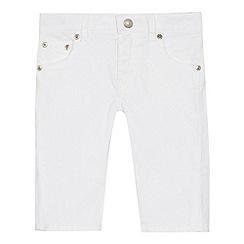 Levi's - Boys' blue 510 'Bermuda' skinny shorts