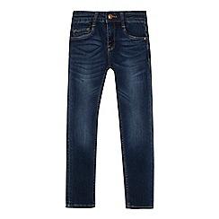 Levi's - Girls' blue 711 skinny jeans