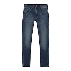 Levi's - Girls' blue '710' super skinny jeans