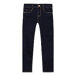 Levi's - Girls' dark blue '711' skinny jeans
