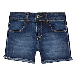 Levi's - 'Girls' dark blue denim shorts