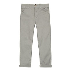 bluezoo - Boys' grey chino trousers