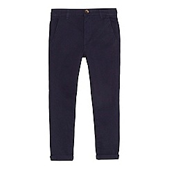 bluezoo - 'Boys' navy chino trousers