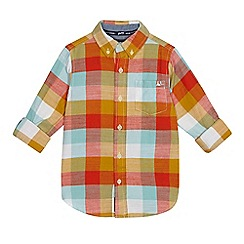 Mantaray - 'Boys' multi-coloured checked shirt