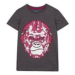 bluezoo - Boys' Grey Gorilla T-Shirt