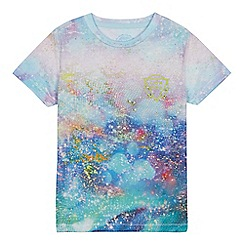 bluezoo - Boys' Multicoloured Printed T-shirt