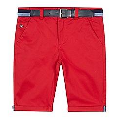 J by Jasper Conran - Baby Boys' Red Chino Trousers
