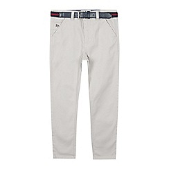 J by Jasper Conran - Boys' Grey Skinny Fit Chinos
