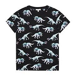 bluezoo - Kids' Multicoloured Dinosaur T-Shirt