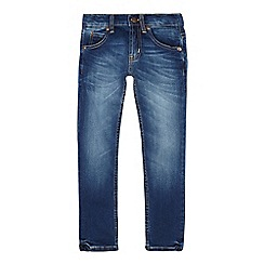 Levi's - Boys' blue faded '511' jeans