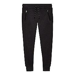 bluezoo - Boys' dark grey jogging bottoms