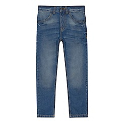 bluezoo - 'Boys' blue light wash jeans