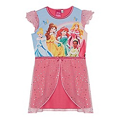Disney Princess - Girls' pink 'Disney Princess' Nightie