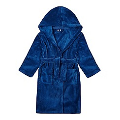 bluezoo - Boys' blue dressing gown
