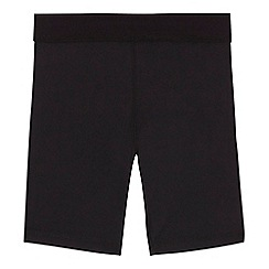 Debenhams - 'Childrens' black school shorts