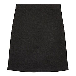 Debenhams - Girls' grey ponte skirt