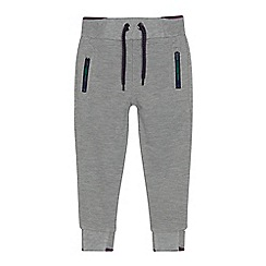 Baker by Ted Baker - Boys' grey quilted jogging bottoms