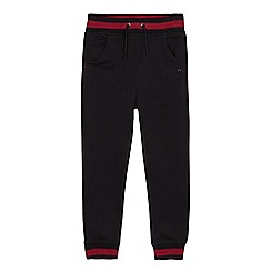 Baker by Ted Baker - Boys' navy textured jogging bottoms