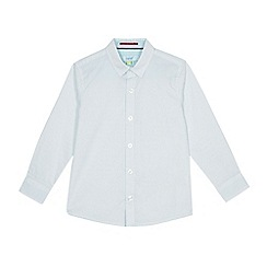 Baker by Ted Baker - Boys' white spotted shirt