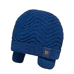 Baker by Ted Baker - Baby boys' navy knitted hat