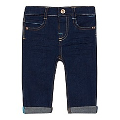 Baker by Ted Baker - Baby boys' dark blue slim jeans