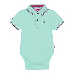 Baker by Ted Baker - 'Baby boys' pale green bodysuit