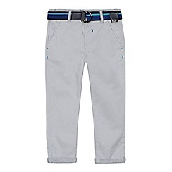 Baker by Ted Baker - 'Boys' grey chino trousers
