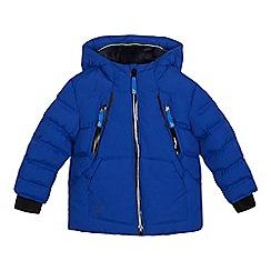 Baker by Ted Baker - Boys' blue padded coat