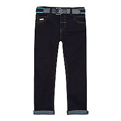 Baker by Ted Baker - Boys' dark blue skinny fit jeans