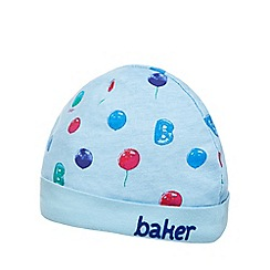 Baker by Ted Baker - 'Baby boys' balloon print hat