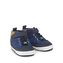 Baker by Ted Baker - Baby boys' navy high tops