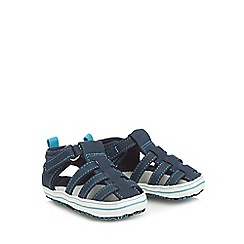 Baker by Ted Baker - 'Baby boys' navy sandals