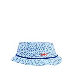 Baker by Ted Baker - 'Baby boys' multi-coloured lollipop print bucket hat