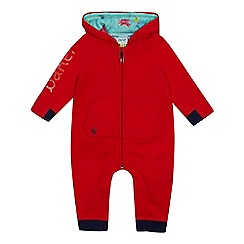 Baker by Ted Baker - Baby boys' red snuggle suit