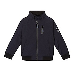 Baker by Ted Baker - 'Boys' navy water resistant jacket