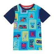 4e20a7e6b7af47 Baker by Ted Baker  Baby boys  multi-coloured print t-shirt