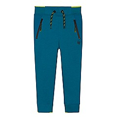 Baker by Ted Baker - Boys' green panelled jogging bottoms