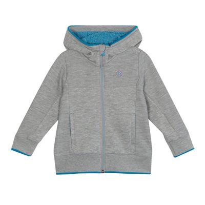 71110112ff886 Baker by Ted Baker - Boys  grey long sleeve sweatshirt