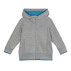 Baker by Ted Baker - Boys' grey long sleeve sweatshirt